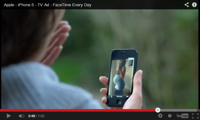 Apple TV Ad - Factime Every Day