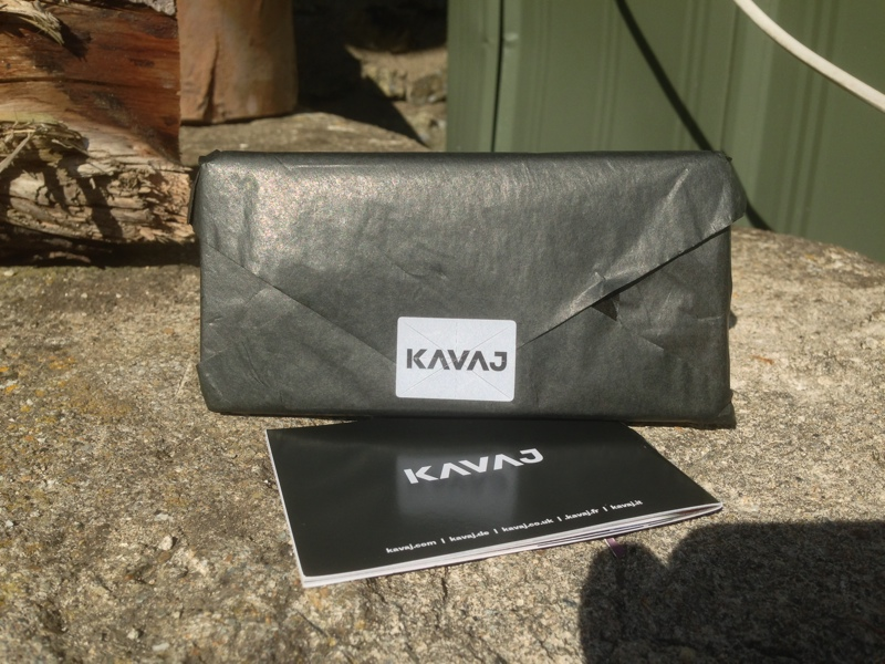 Kavaj Leather Dallas Case Package