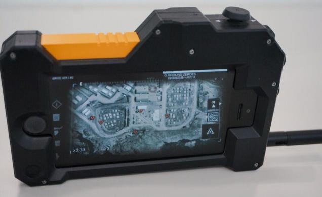 Ground Zeros iDroid iPhone Case
