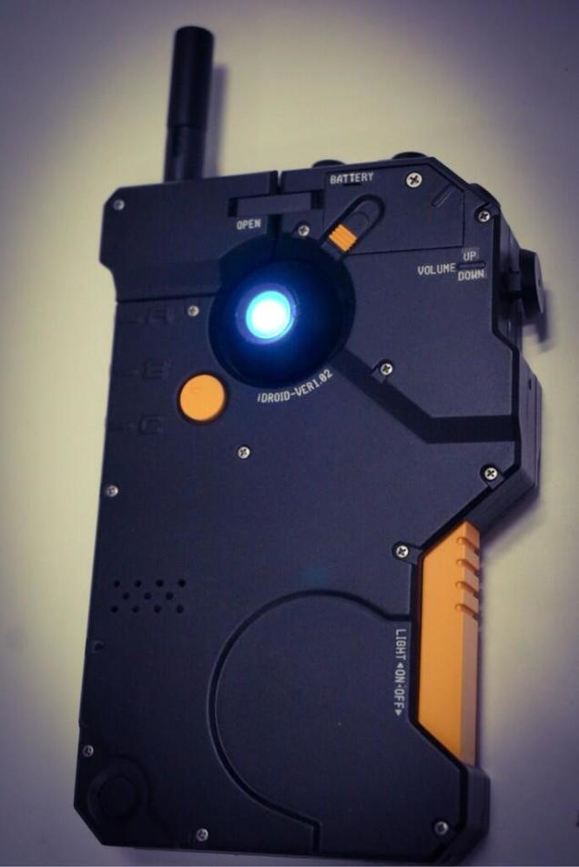 Metal Gear iDroid Phone Case