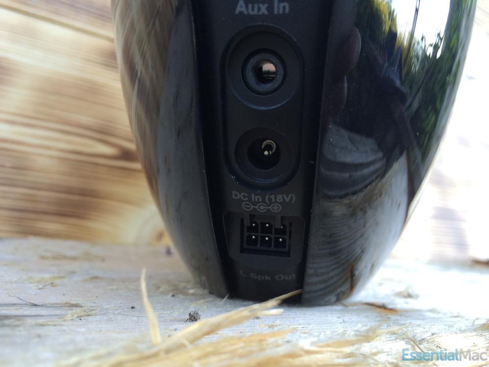 Edifer Luna Eclipse Ports Left Speaker