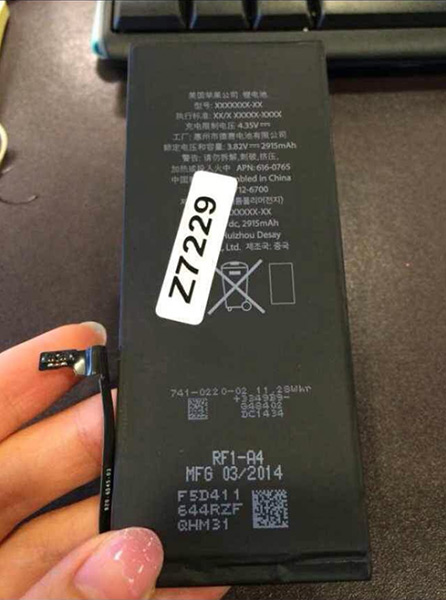 iPhone 6 5.5-inch Battery