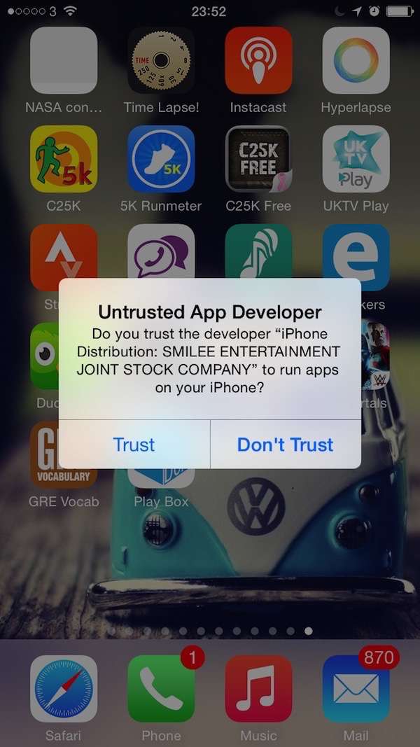 PlayBox Untrusted App Developer
