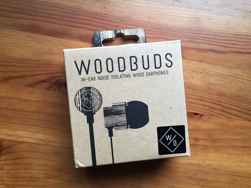 WoodBuds Box Front
