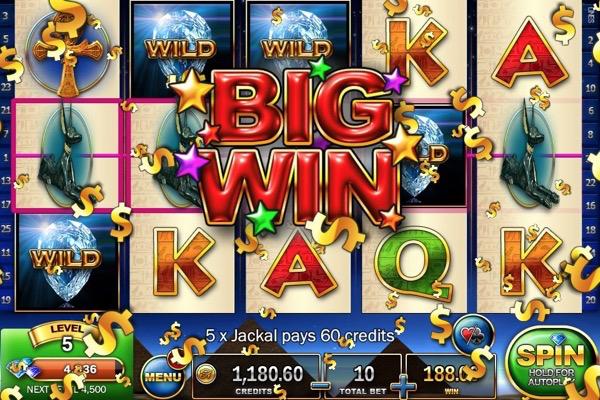 Pharaoh's Way Big Win