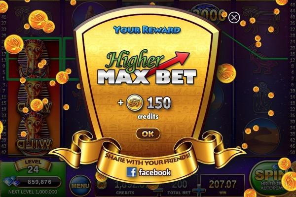 Pharaoh's Way Max Bet