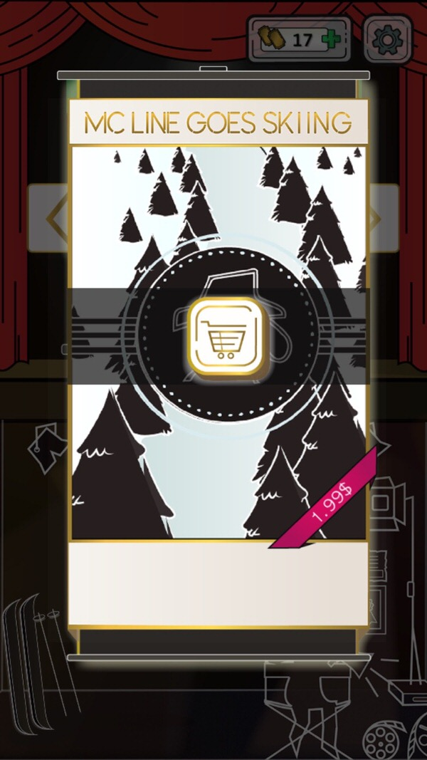 MC Line In App Purchase 2