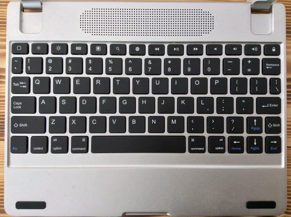 Brydge Keyboard Keys