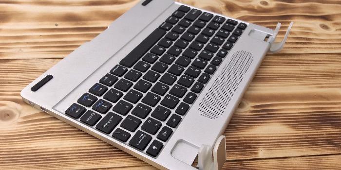 Brydge keyboard - Resized - iOS