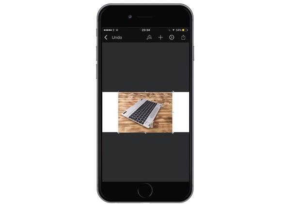 PixelMator iOS Image Resize