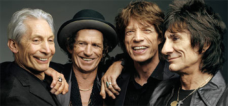 official Rolling Stones app
