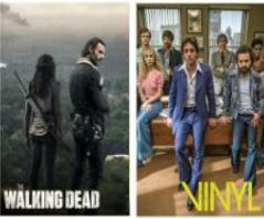 Walking Dead And Vinyl