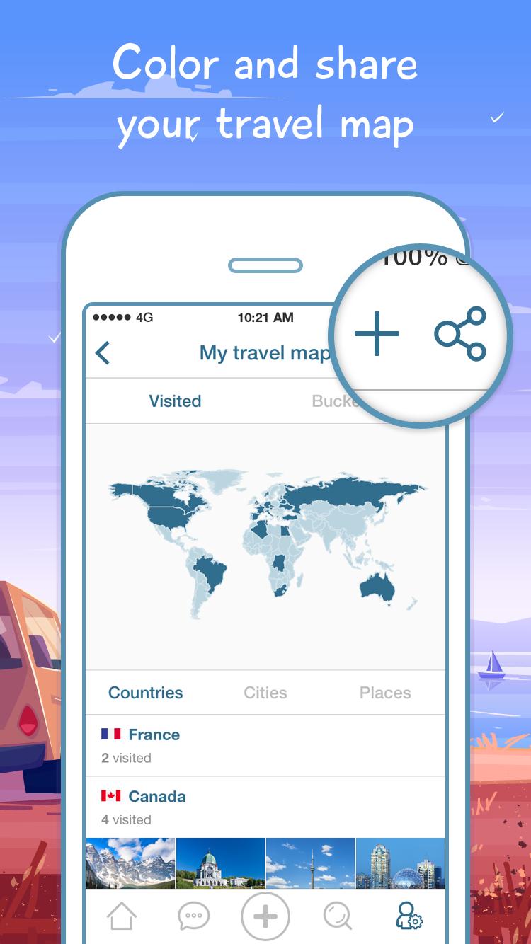 ShutterBee App Screen1