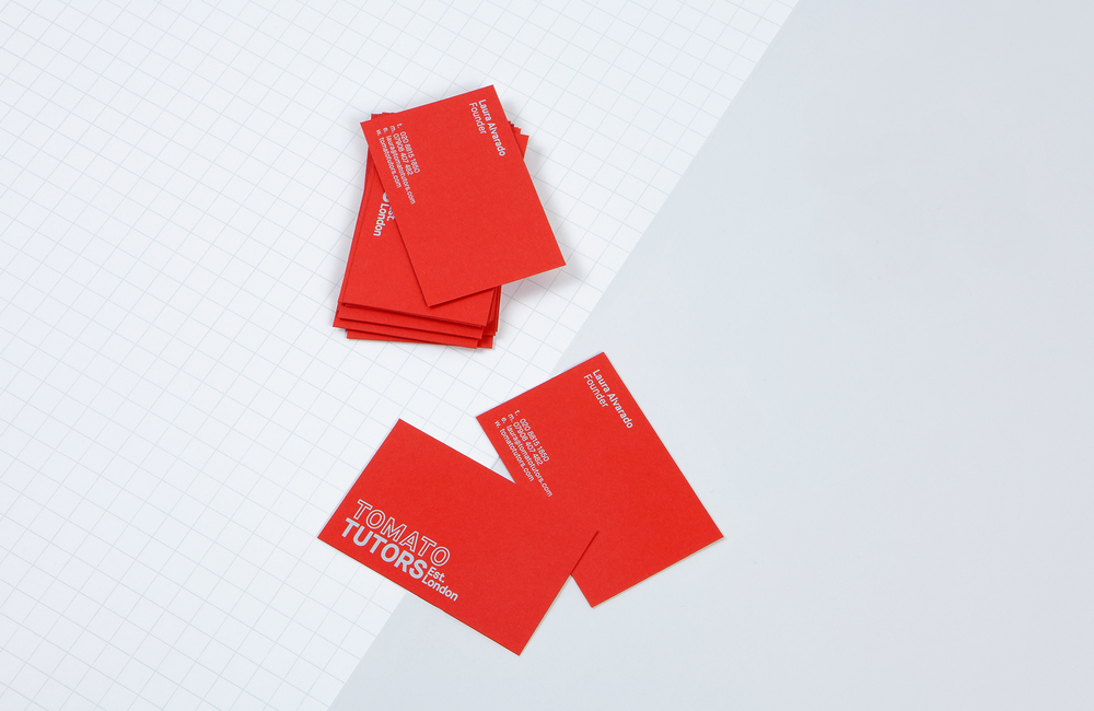 All Works Co._Graphic_Design_Studio_London_TomatoTutors_Identity_Print_BusinessCards