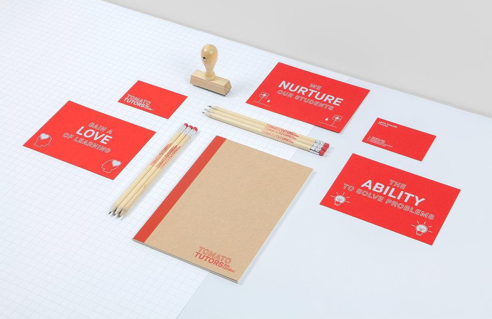 All Works Co._Graphic_Design_Studio_London_TomatoTutors_Identity_Print_Stationery