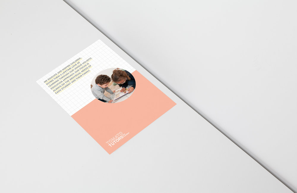 All Works Co._Graphic_Design_Studio_London_TomatoTutors_Identity_Print_Flyer
