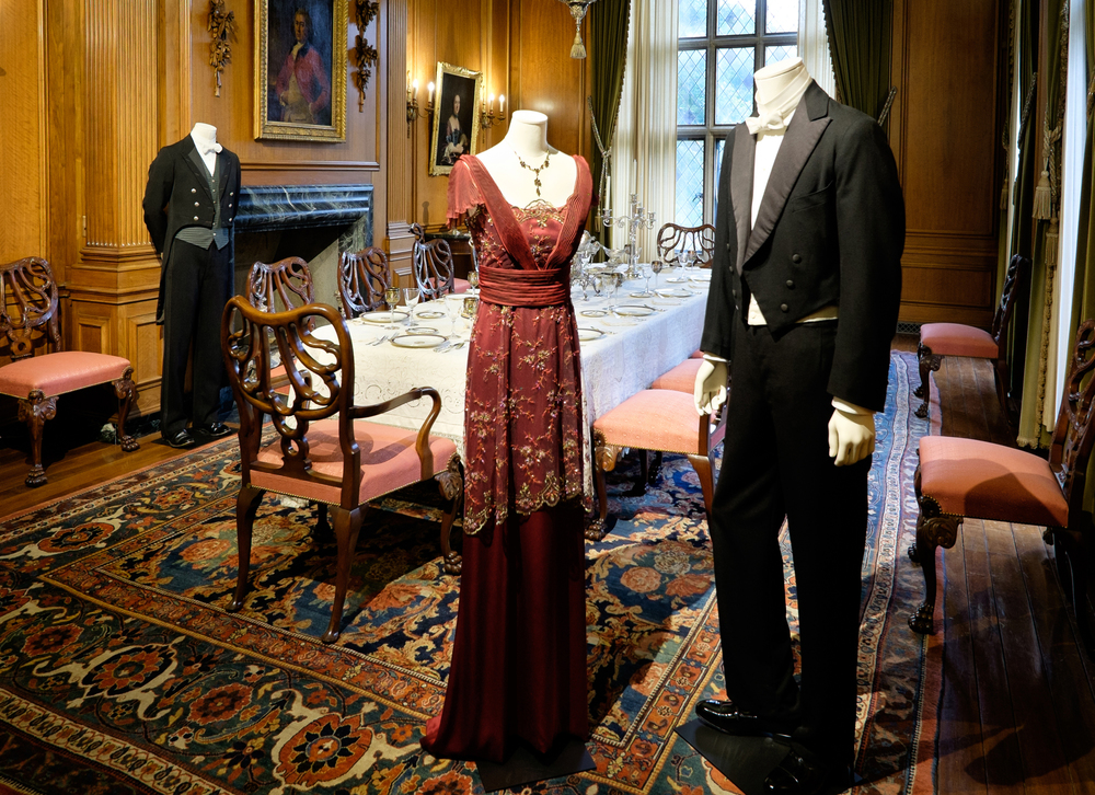 Copy of Dressing Downton, Changing Fashion for Changing Times