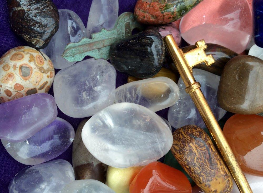 Crystal Essentials