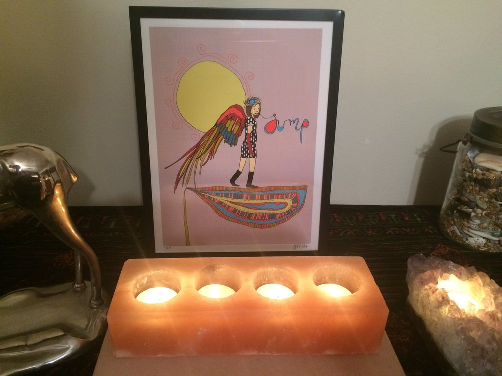 Create Your Altar PDF Guide