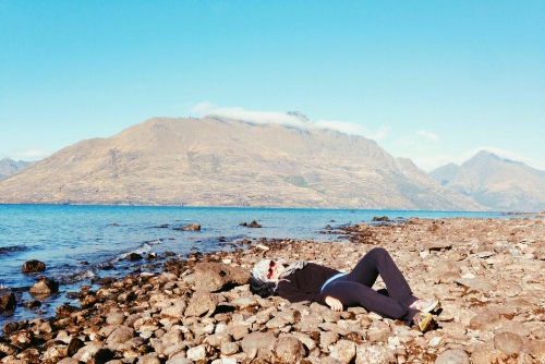 One with the world - Queenstown