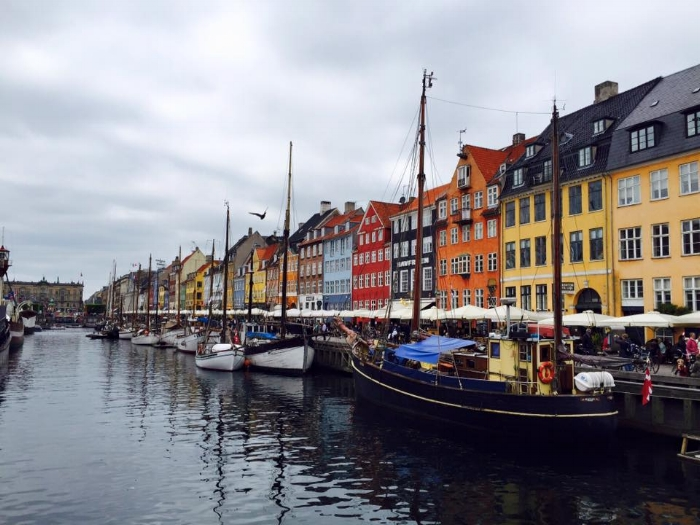Nyhavn, I love you
