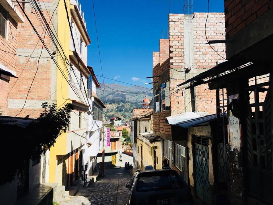 Hills of Huaraz