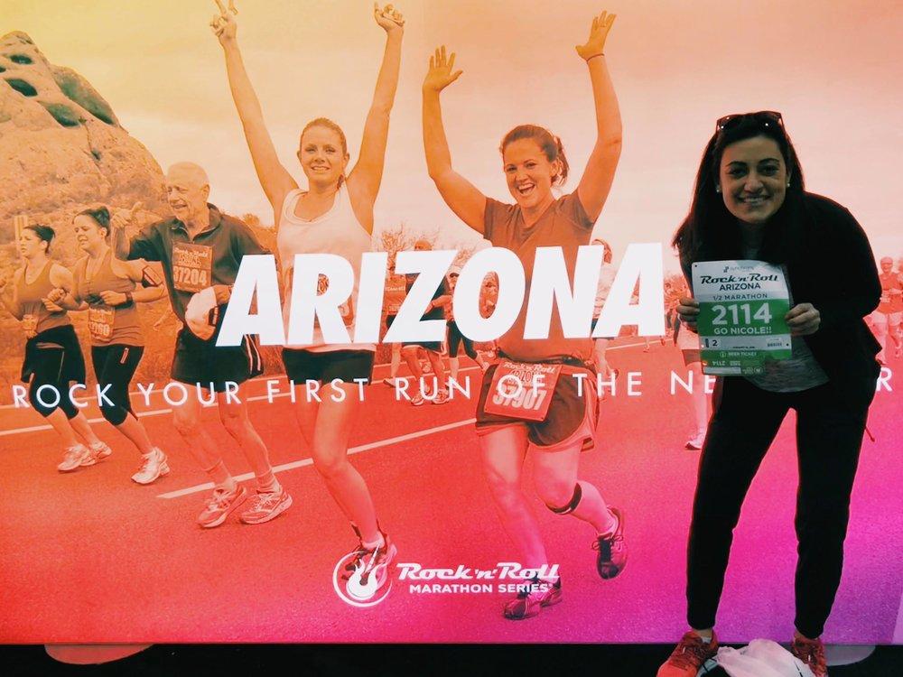 Race expo in Phoenix