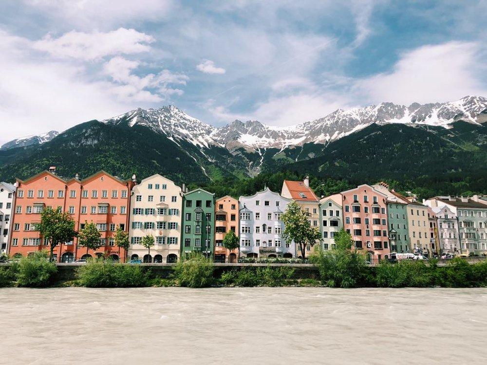Innsbruck...my gosh