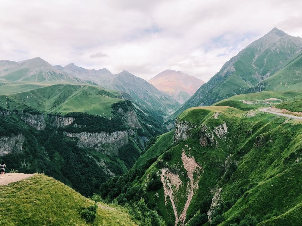Kazbegi blew my mind...