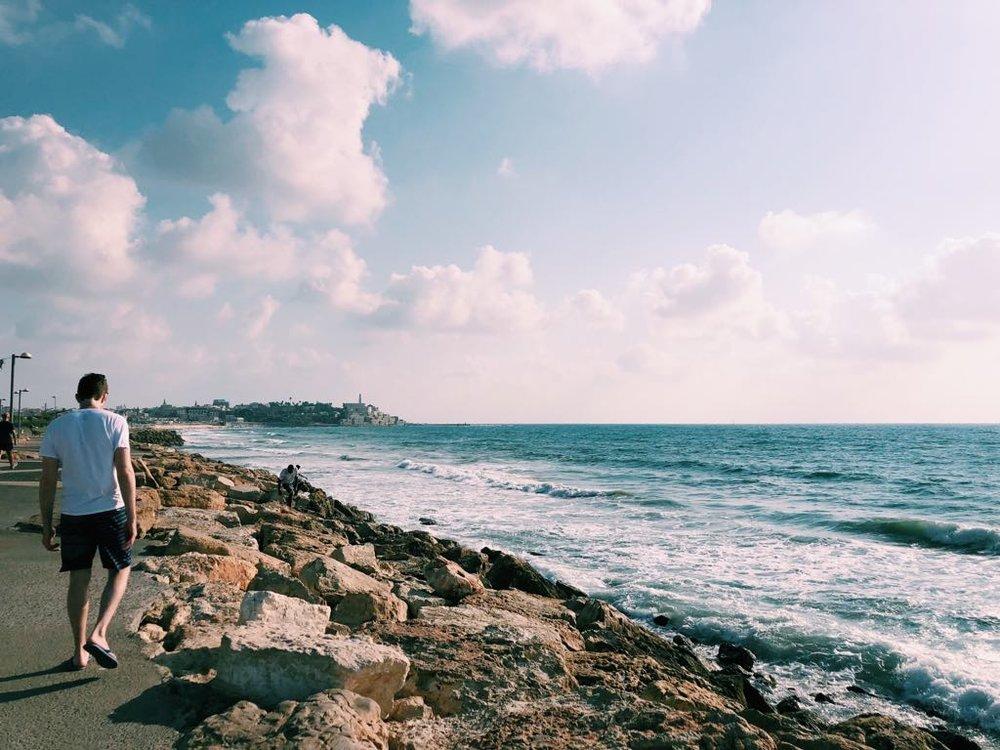 The Mediterranean - Tel Aviv