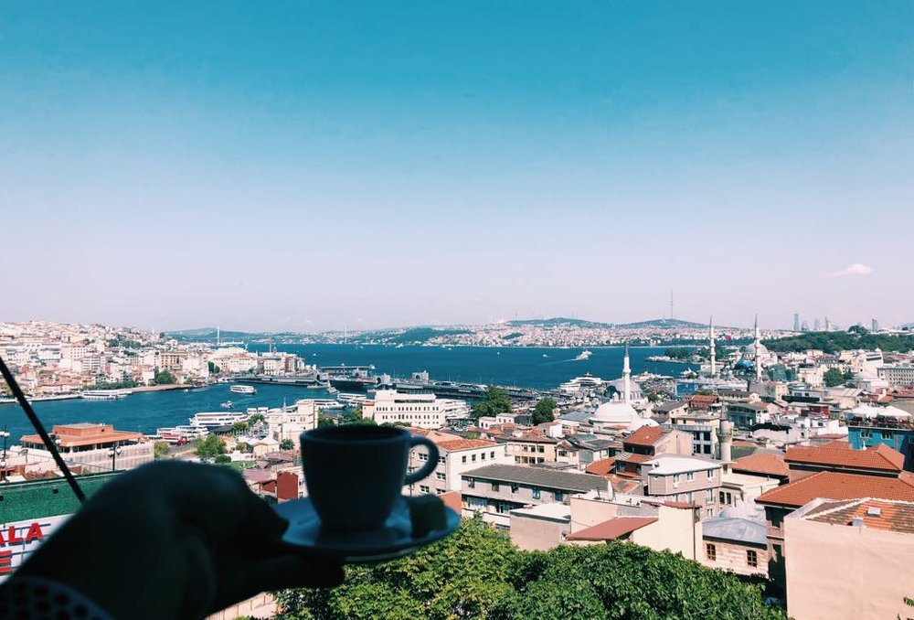 Have I mentioned how much I love Istanbul?