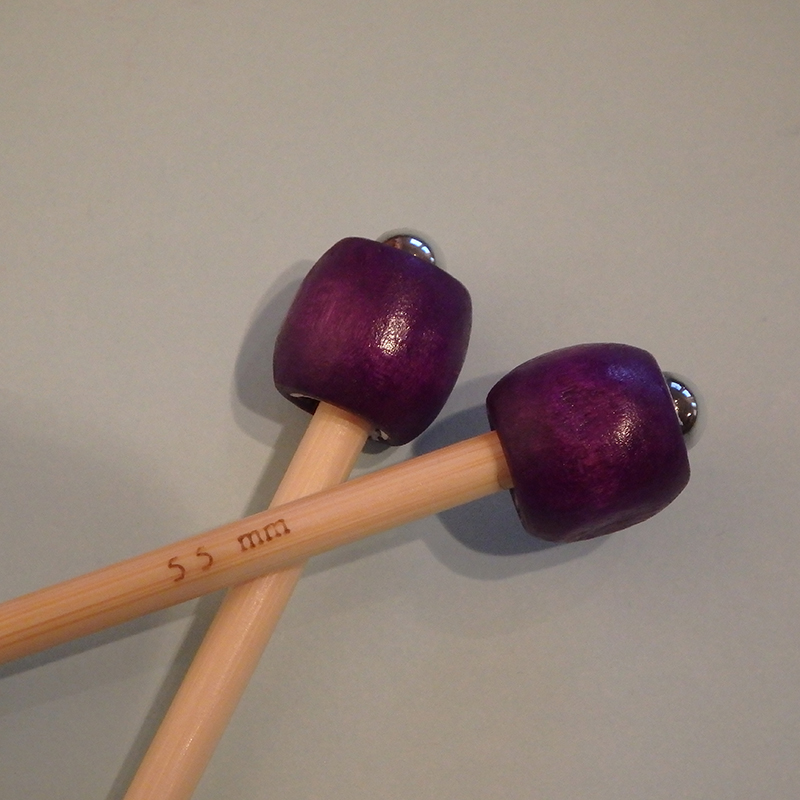 5.5mm Dark Purple Wood