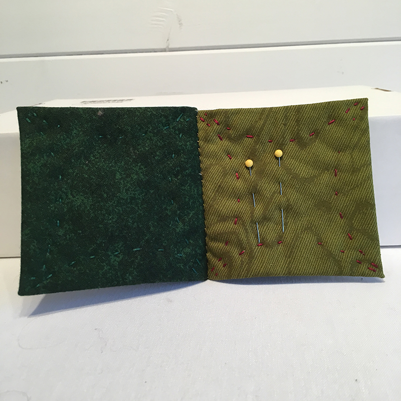 Case 4 - Green/Paisley - Inside