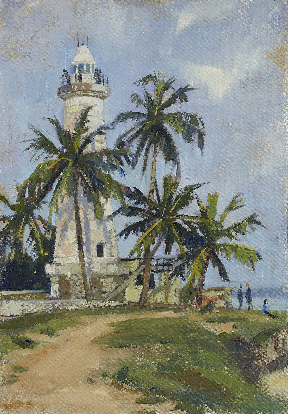 The Lighthouse in Galle