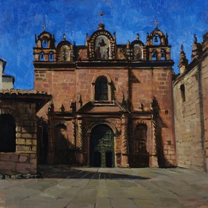 Sagrada Familia, Cusco