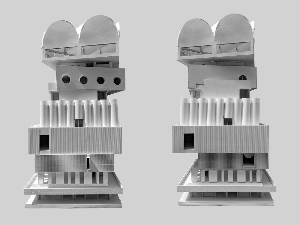 model-elevations