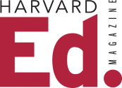Harvard Ed Magazine