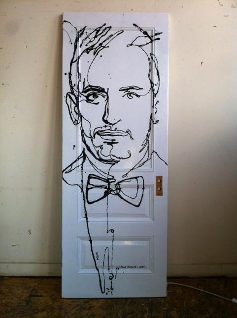 2014 Door Drip for Marc Jacobs