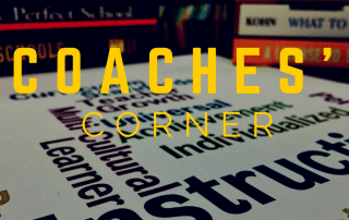 Articles that coach new teachers