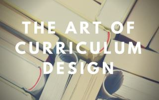 Full series on curriculum design including a full course