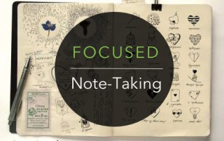 How to teach note taking