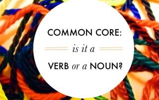 Verb or Noun