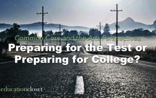 Preparing: Test or College
