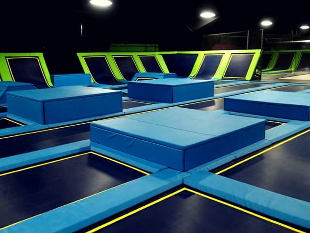 Courtesy Fly High Trampoline Park