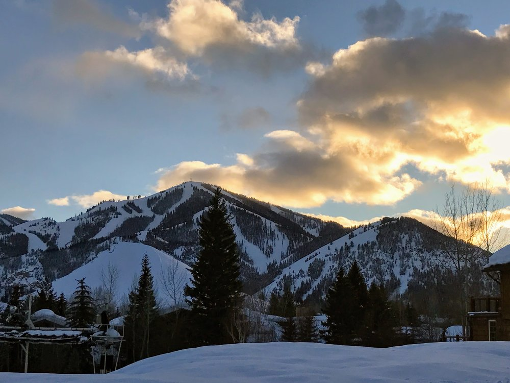 Sun Valley last winter. Photo by Don Day/BoiseDev.com