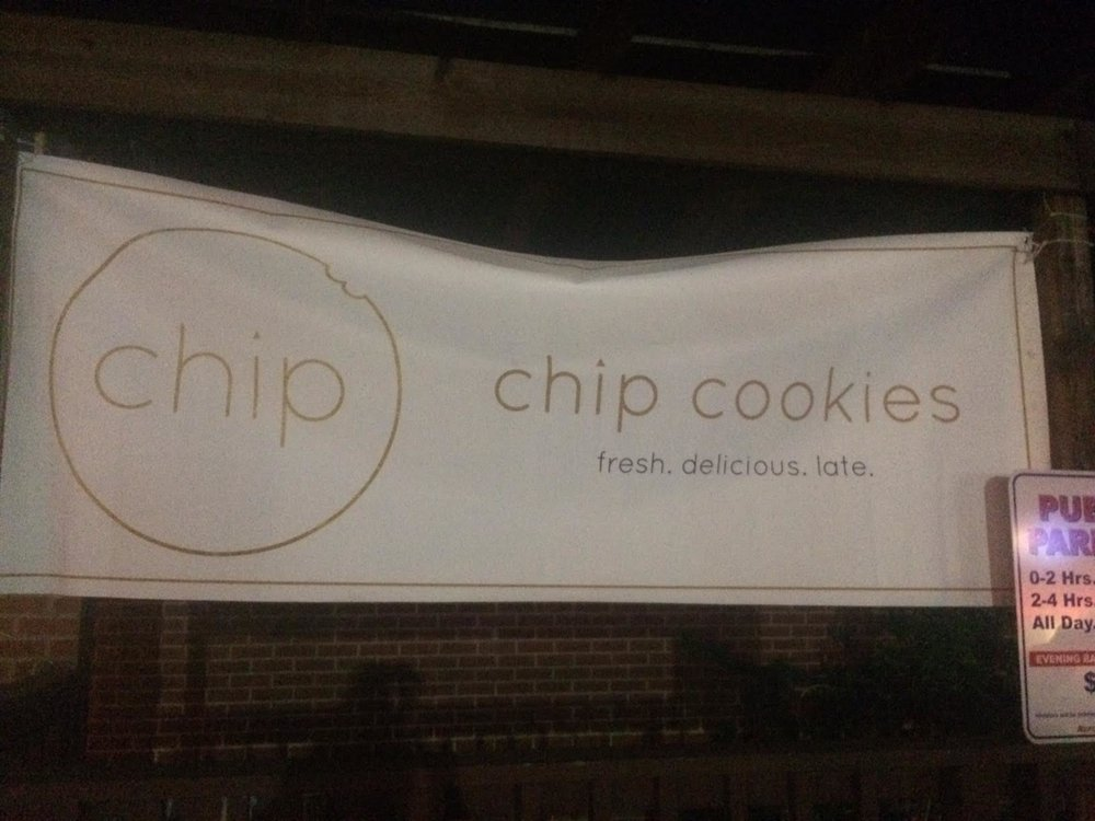 Chip Cookie gets ready to open on Main St. in Boise. Photo courtesy Frank Terraferma