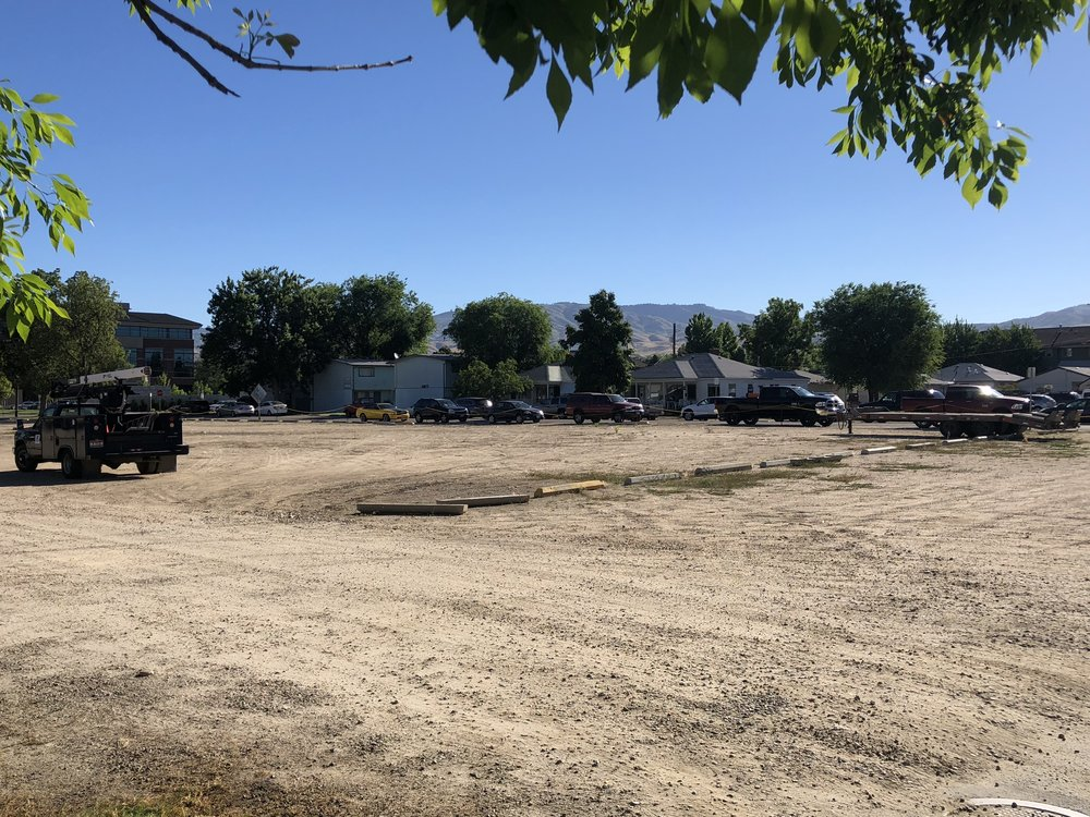 Future site of a proposed Boise State baseball field. Photo: Don Day/BoiseDev