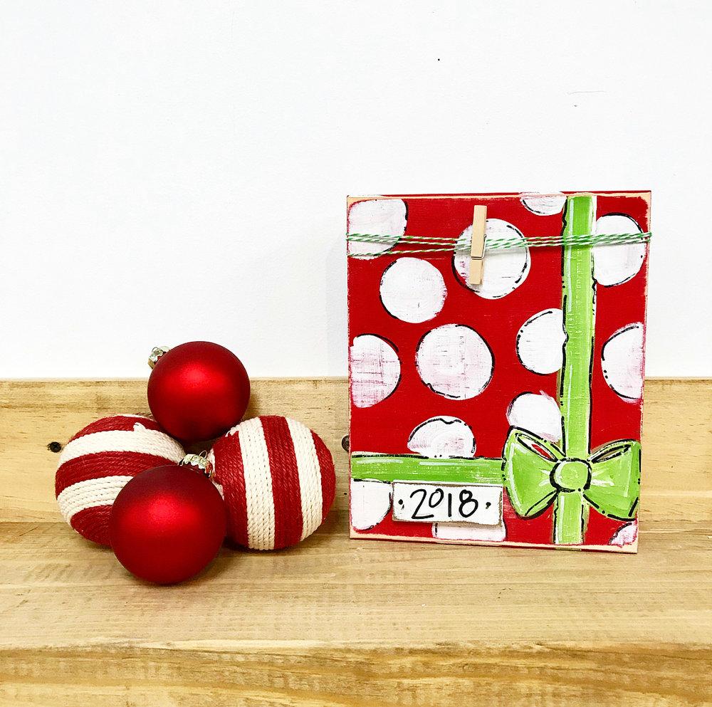 CHRISTMAS CHUNK FRAME | K11