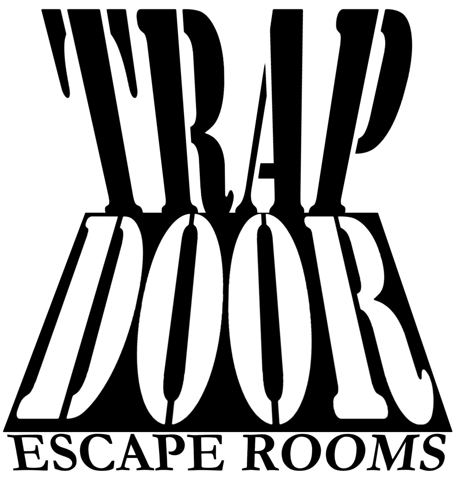 Trapdoor Puzzle and Escape Rooms