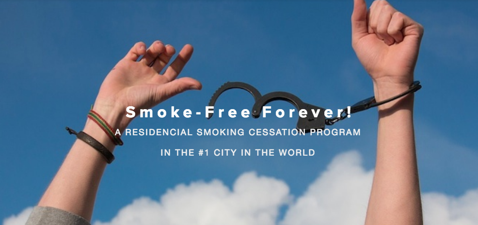 Smoke free forever